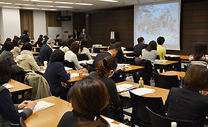 発足20周年記念講演会(12月1日)