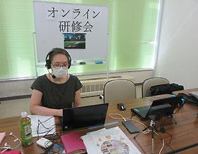 「母の会」は神奈川県社会福祉協議会の会議室から研修会を運営した