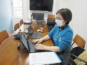 参加者は全国から、運営は横浜市内で行った