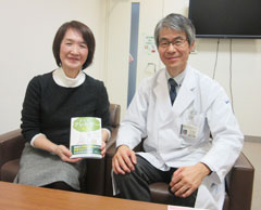 国立成育医療研究センターの大矢幸弘先生と