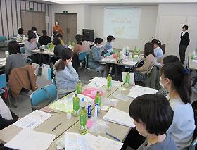 宮城県気仙沼保健福祉事務所で行われた研修会