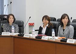 検討会には患者委員も参加した
